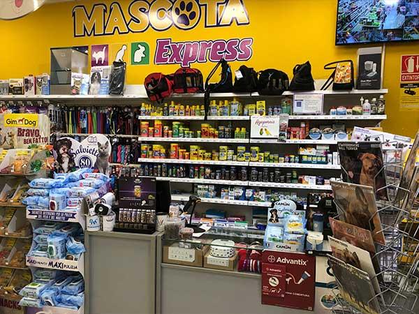 Tienda de animales Antequera, Mascota Express