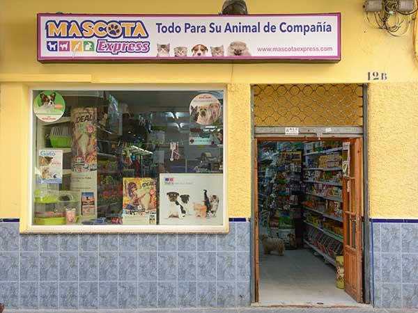 Tienda de animales Torre del mar, Mascota Express