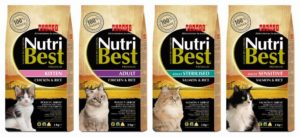 gama picart nutribest gatos