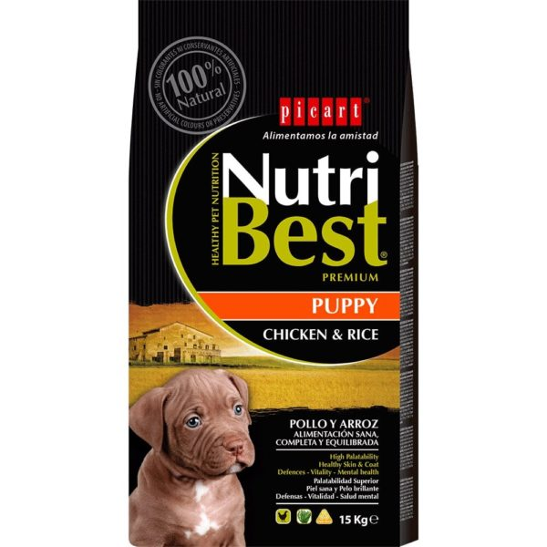 picart nutribest puppy pollo