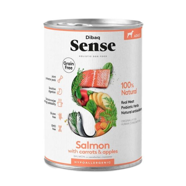 dibaq sense salmon lata